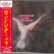 Emerson, Lake & Palmer - Emerson, Lake & Palmer [Mini LP HQCD] 2012