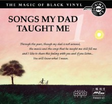 Jeremy Monteiro Trio - Songs My Dad Taught Me (CD/HDCD/Black Vinyl Disc)
