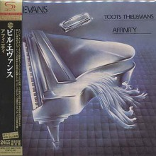 BILL EVANS - Affinity [Mini LP SHM-CD]