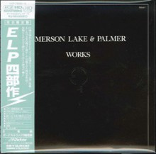 Emerson, Lake & Palmer - Works Volume 1 (2СD) [Mini LP HQCD] 2012