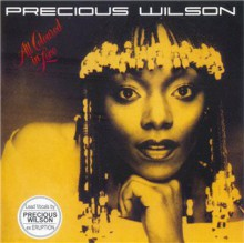 Precious Wilson (ex ERUPTION) - All Coloured In Love [24-bit CD]