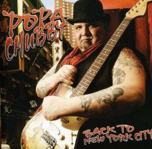 Popa Chubby - Back To New York City [CD] 2011