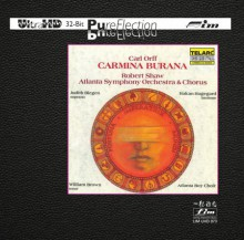 Carl Orff - Carmina Burana (UltraHD 32Bit PureFlection CD)