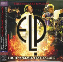 Emerson, Lake & Palmer - High Voltage Festival 2010 (2CD) [Mini LP HQCD] 2012