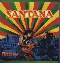 Santana - Freedom [Vinyl LP] used