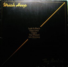 Uriah Heep - The Best Of... [Vinyl LP] used