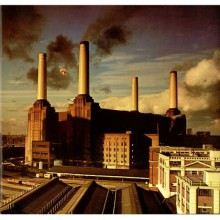 Pink Floyd - Animals [Vinyl LP] used