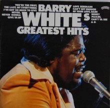 Barry White - Barry White's Greatest Hits [Vinyl LP] used