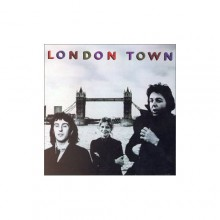 Paul McCartney & Wings - London Town [Vinyl LP]