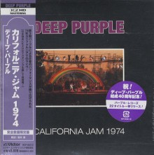 DEEP PURPLE - California Jam 1974 [Mini LP K2HD CD]