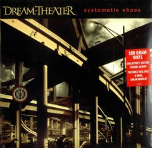 Dream Theater - Systematic Chaos [180g Vinyl 2-LP]