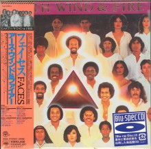 Earth, Wind & Fire - Faces (2СD) [Mini LP Blu-spec CD] 2012