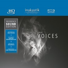 Various Artists - Reference Sound Edition: Great Voices Vol.1 (HQCD)