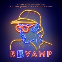 Various Artists - Revamp: The Songs Of Elton John & Bernie Taupin (CD) 2018