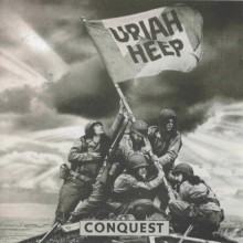Uriah Heep - Conquest [Vinyl LP] used