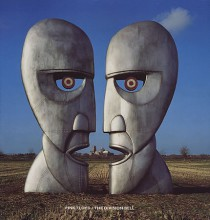 Pink Floyd - The Division Bell [ Mini LP CD]