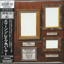 Emerson, Lake & Palmer - Pictures At An Exhibition [Mini LP HQCD] 2012
