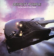 DEEP PURPLE - Deepest Purple [UK Vinyl LP] used