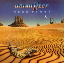 Uriah Heep - Head First [Vinyl LP] used