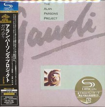 ALAN PARSONS PROJECT - Gaudi [Mini LP SHM-CD]