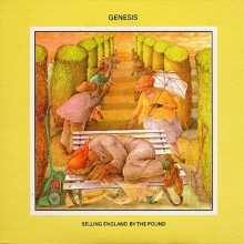 Genesis - Selling England By The Pound [180g Vinyl LP]