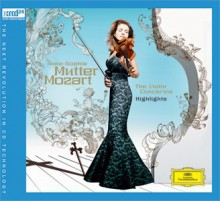 Anne-Sophie Mutter - The Violin Concertos Highlights (XRCD24)