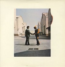 Pink Floyd - Wish You Were Here (Vinyl LP) used