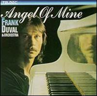 Frank Duval - Angel of Mine [Vinyl LP] used