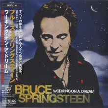 BRUCE SPRINGSTEEN - Working On A Dream [Japan CD]