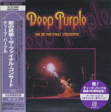 DEEP PURPLE - Mk III: The Final Concerts (2CD) [Japan Mini LP K2HD CD]