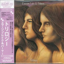 Emerson, Lake & Palmer - Trilogy [Mini LP HQCD] 2012
