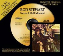 Rod Stewart - Never A Dull Moment (24 Karat Gold CD)
