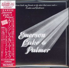Emerson, Lake & Palmer - Ladies & Gentlemen (2CD) [Mini LP HQCD] 2012