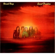 Uriah Heep - Sweet Freedom [Vinyl LP] used
