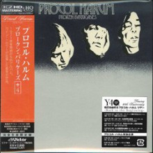 Procol Harum - Broken Barricades [Mini LP HQCD] 2012
