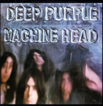 Deep Purple - Machine Head (UK Vinyl LP) used