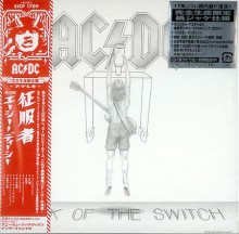 AC/DC - Flick Of The Switch [Japan Mini-LP CD]