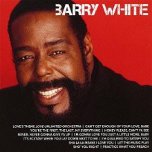Barry White - Icon - Best of Barry White [Japan CD] 2012