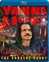 Yanni - Live! The Concert Event [Blu-ray] 2011