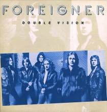 Foreigner - Double Vision (Vinyl LP) used