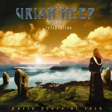 Uriah Heep - Celebration - Forty Years Of Rock (CD)