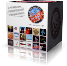 Manfred Mann's Earth Band - 40th Anniversary Box Set [21CD] 2011