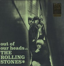 Rolling Stones - Out Of Our Heads UK [180g Vinyl LP]