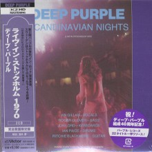 DEEP PURPLE - Scandinavian Nights (2CD) [Japan Mini LP K2HD CD]
