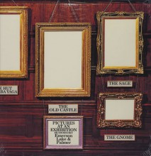 Emerson Lake & Palmer - Pictures At An Exhibition [180g Vinyl LP]
