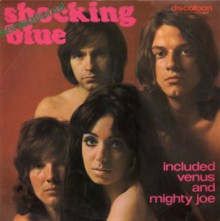 Shocking Blue - Sensational [Vinyl LP] used