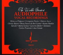 Various Artists - Audiophile Vocal Recordingsl [SACD]
