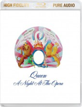 Queen - A Night At The Opera (Blu-Ray Pure Audio Disc) 2013