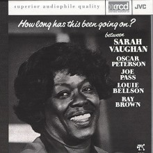 Sarah Vaughan - How Long Has This Been Going On? (XRCD)