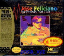Jose Feliciano - Audiophile Version (Alloy Gold UQ CD)
